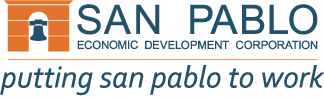 San Pablo Economic Development Corporation Logo