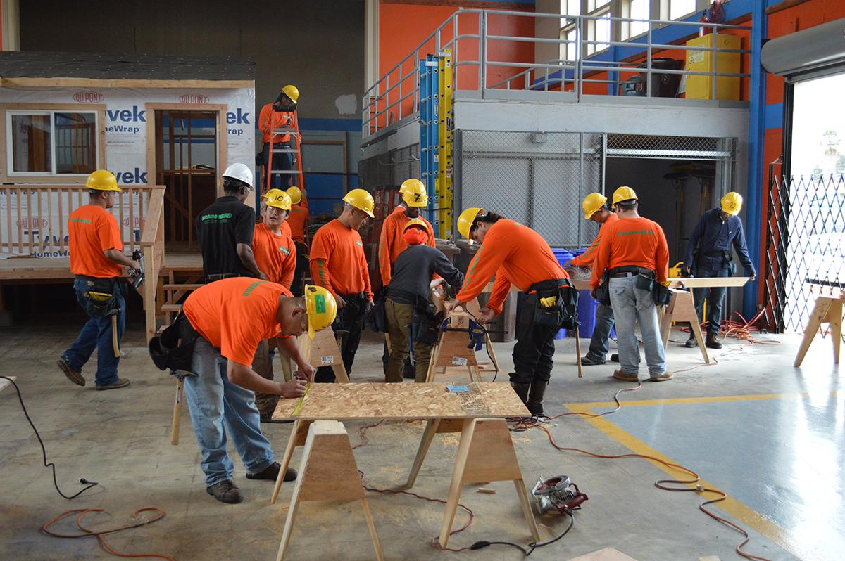 RichmondBUILD Construction and Carpentry Career Training