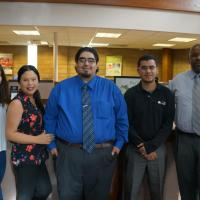 1st Northern California Credit Union group photo