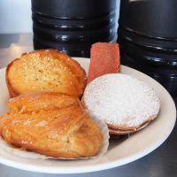 Xinia's Bakery pastries