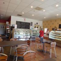 Xinia's Bakery interior