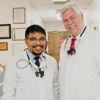 Raynato Castro, DDS and William Van Dyk, DDS