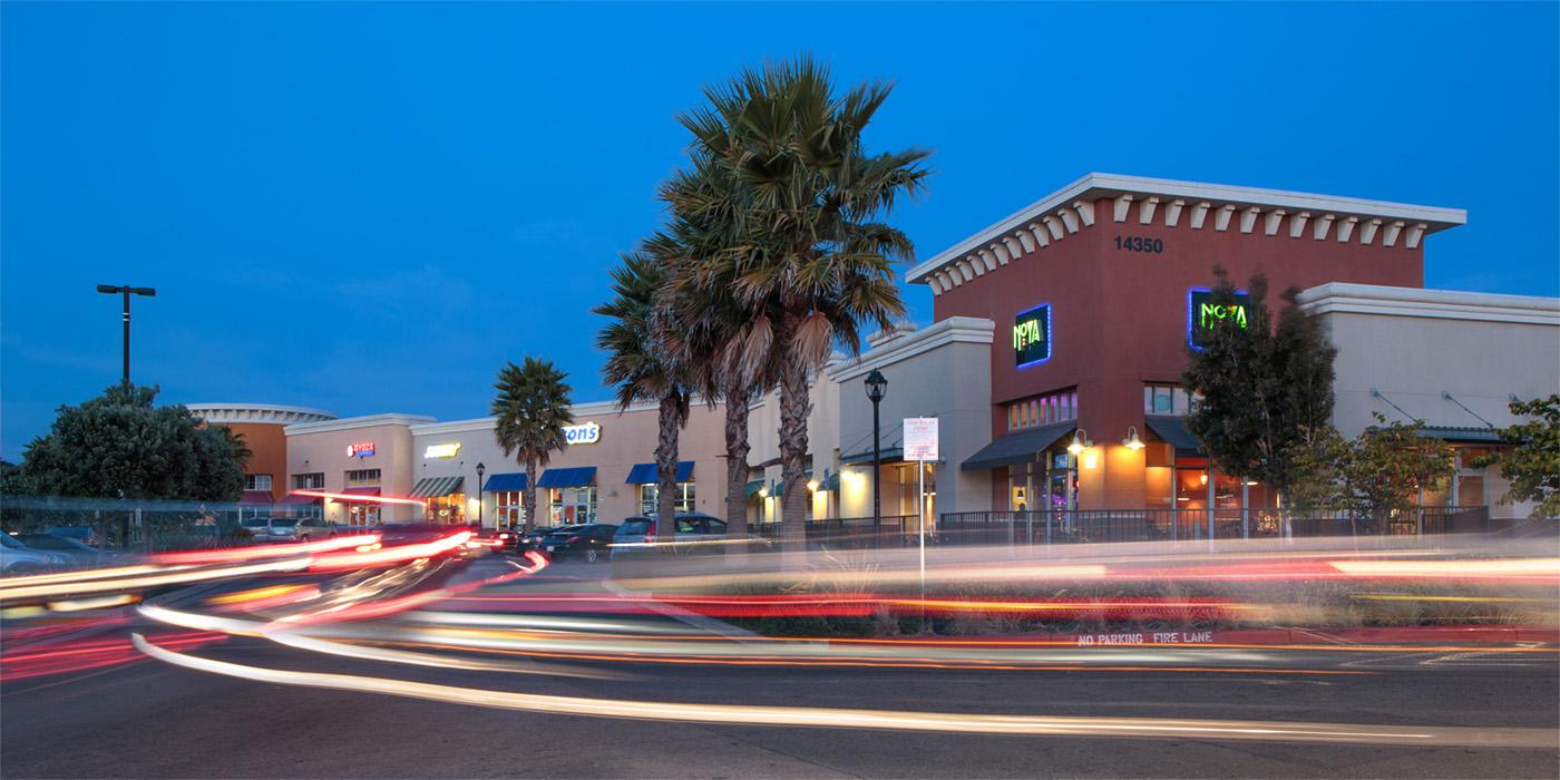 San Pablo Shopping Center